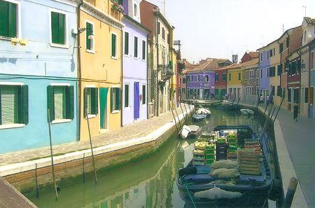 murano: Murano, Italy canal