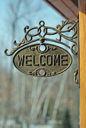 Welkom bij ons thuis log boek