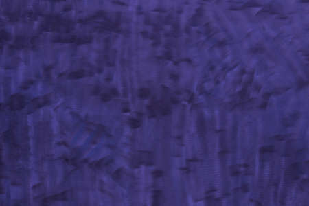 Solid background of brushed metal surface in purple color. Abstract blank