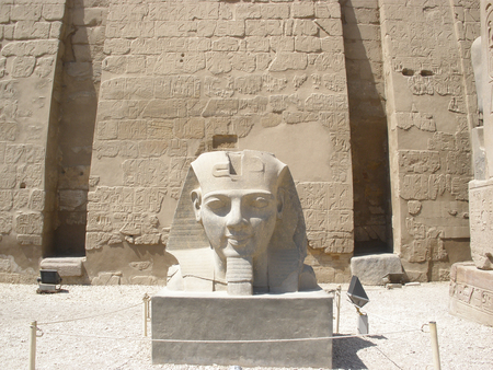 thebes: Luxor Temple is a large Ancient Egyptian temple complex located on the east bank of the Nile River in the city today known as Luxor (ancient Thebes) and was founded in 1400 BCE.