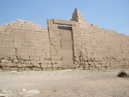 obelisk stone: The Ramesseum is the memorial temple (or mortuary temple) of Pharaoh Ramesses II
