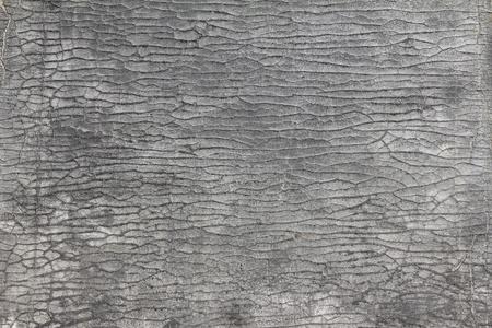 クローズ背景のための古い革の質感アップ 写真素材