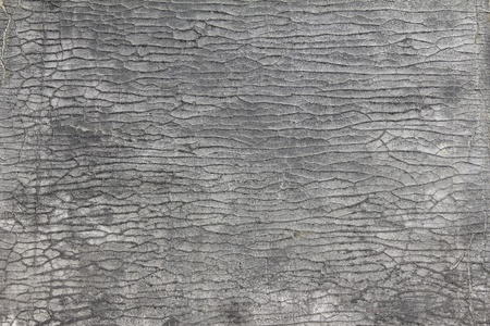 Close up of old leather texture for background Stock Photo