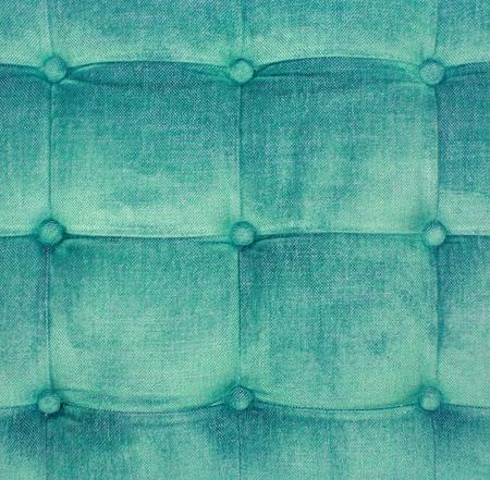 Details of the velvet cushion.
