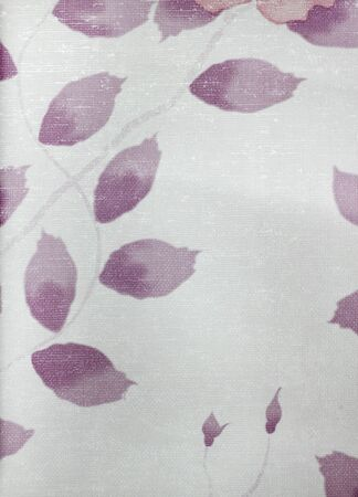 paper texture,with flower pattern Stock Photo