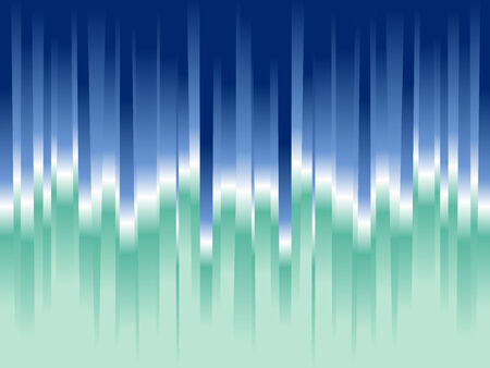 Abstract background in summer ocean colors (vector)