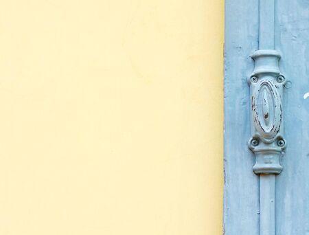 Vintage door lock  photo
