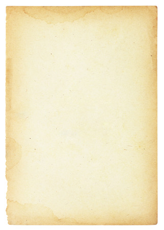 old letters: Old brown paper texture