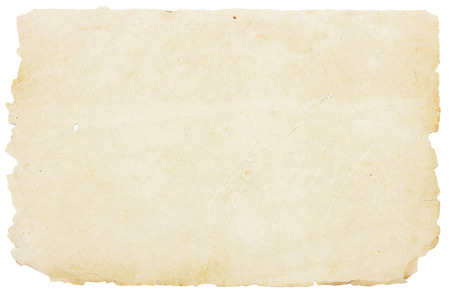 old page: Old brown paper texture