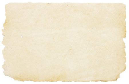 Textura de papel marrom velho