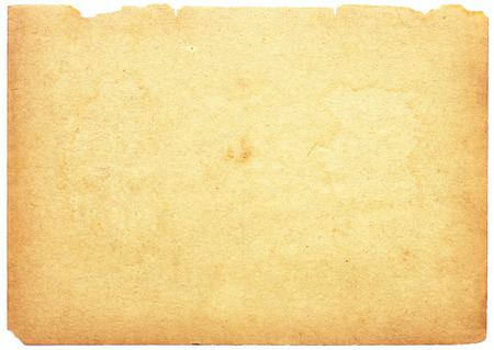 Oud papier textuur Stockfoto