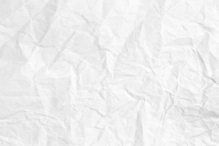 Crumpled grey paper texture Stock Photo