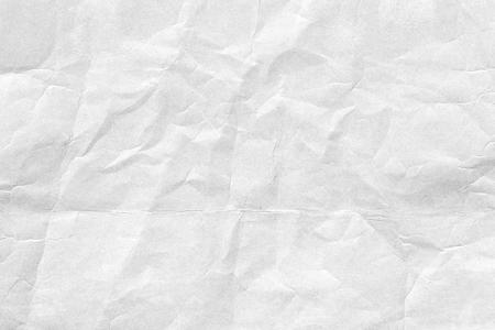 Crumpled grey paper texture Stockfoto