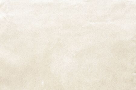 Old brown crumpled paper background texture