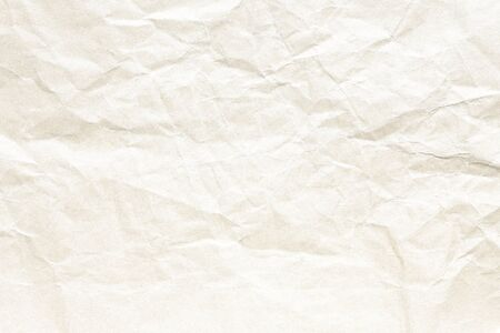 crumpled brown paper background texture