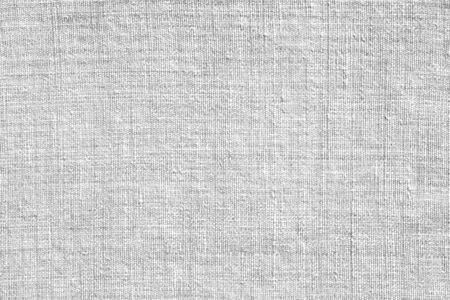 Grey cotton weave fabric background texture