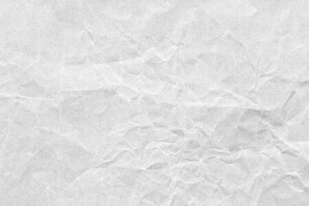 Old crumpled grey paper background texture Stockfoto - 130666176