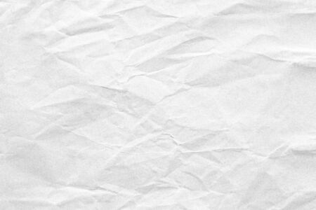 Old crumpled grey paper background texture Stockfoto - 130666216