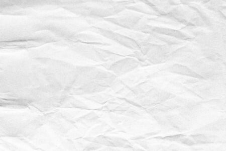 Old crumpled grey paper background texture Stockfoto - 130666222