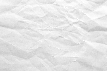 Old crumpled grey paper background texture Stockfoto - 130666226