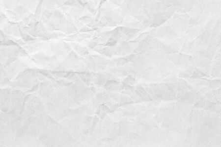 Old crumpled grey paper background texture Stockfoto - 132520197