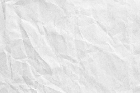 Old crumpled grey paper background texture Stockfoto - 132520201