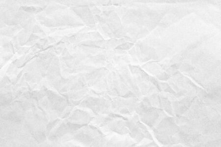 Old crumpled grey paper background texture Stockfoto - 132519894