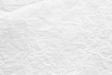 Old crumpled grey paper background texture Stockfoto - 131997707