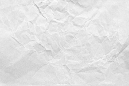 Old crumpled grey paper background texture Stockfoto - 132519906