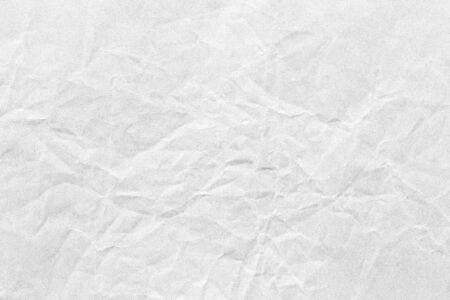 Old crumpled grey paper background texture Stockfoto - 131290578