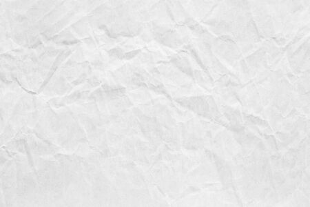 Old crumpled grey paper background texture Stockfoto - 132519913