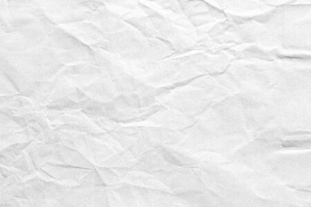 Old crumpled grey paper background texture Stockfoto - 132083940