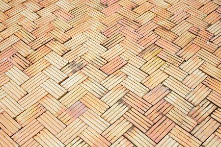 Brown brick walk way background texture Stockfoto - 132083260