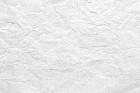 Old crumpled grey paper background texture Stockfoto - 132082943