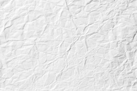 Old crumpled grey paper background texture Stockfoto - 132618728