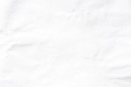 Crumpled white grey paper background texture Foto de archivo