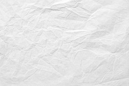 Grey crumpled kraft background paper texture