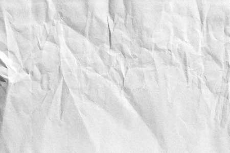 Old crumpled grey paper background texture Banque d'images - 157112201