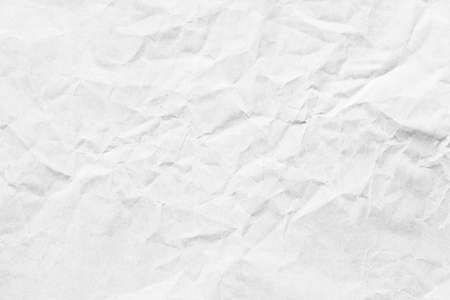 Old crumpled grainy grey paper background texture