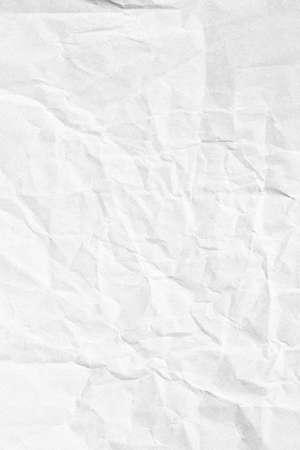 Old crumpled grey paper background texture Stock fotó