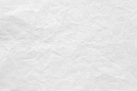 Crumpled old pale grey  paper texture