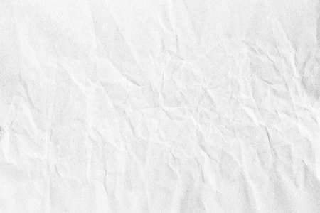 Crumpled grey paper sheet background texture Banque d'images