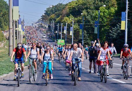 kharkov: Kharkov autumn bikeday