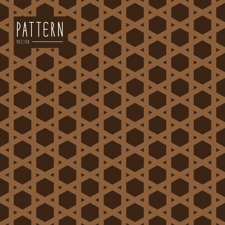 fabricate: Seamless pattern contemporary and modern that you can change color.