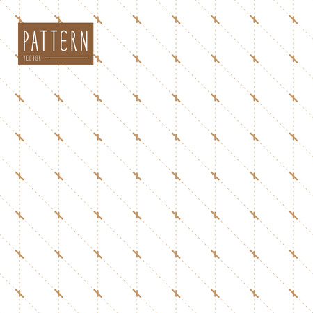 squares background: Seamless pattern contemporary and modern that you can change color.