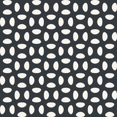 Rough dot abstract seamless pattern or texture monochrome or two colors vector