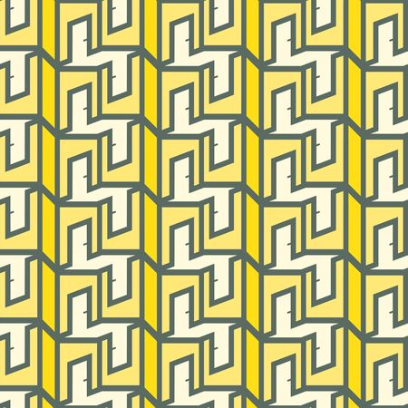 versions: Abstract seamless pattern in several versions Illustration