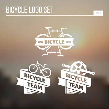 associated: logo for companies associated with bicycles