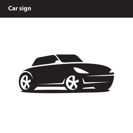 racing sign: The sign for the garage or racing