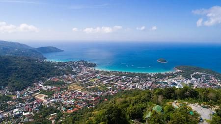 Kata beach, Phuket, Thailand Reklamní fotografie